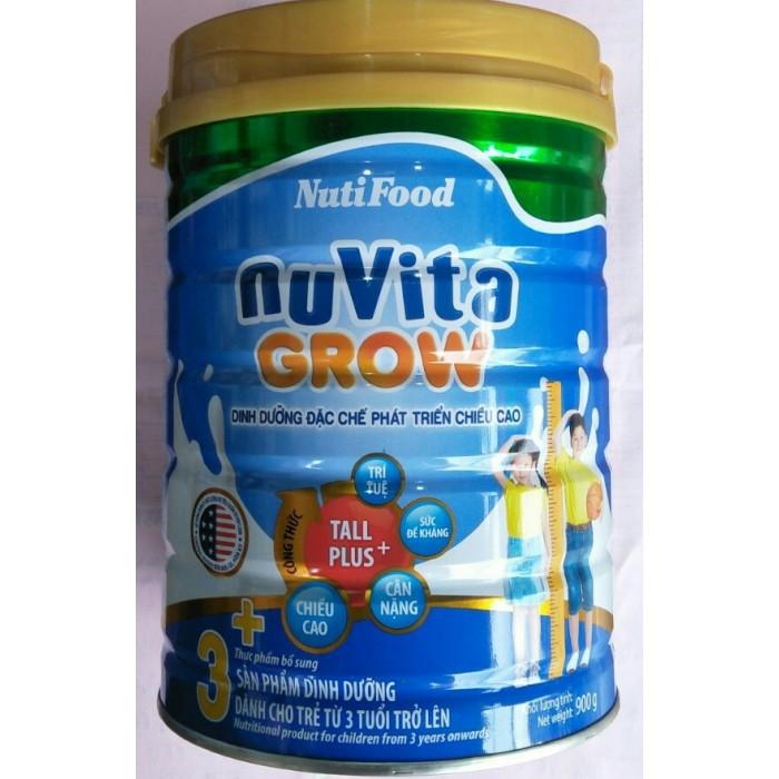 Kết quả hình ảnh cho Sữa Nuvita Grow
